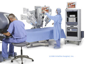 da Vinci® Surgical System videos
